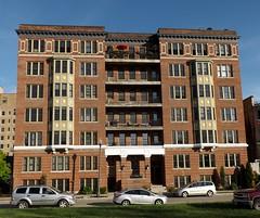 Brush Park: Carola Apartments, 78 Watson Street--Detroit MI