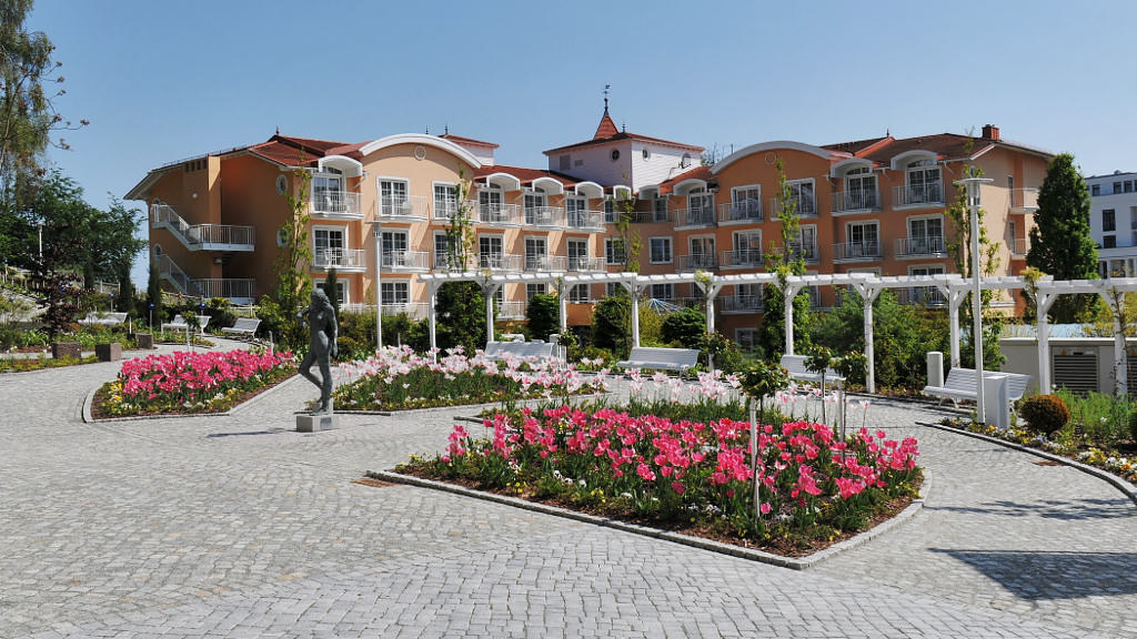 Hotel Solthus Am See Sellin