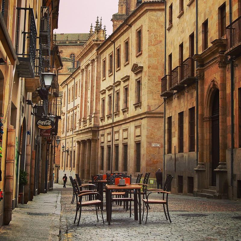 Salamanca - Patrimônio Mundial da Humanidade