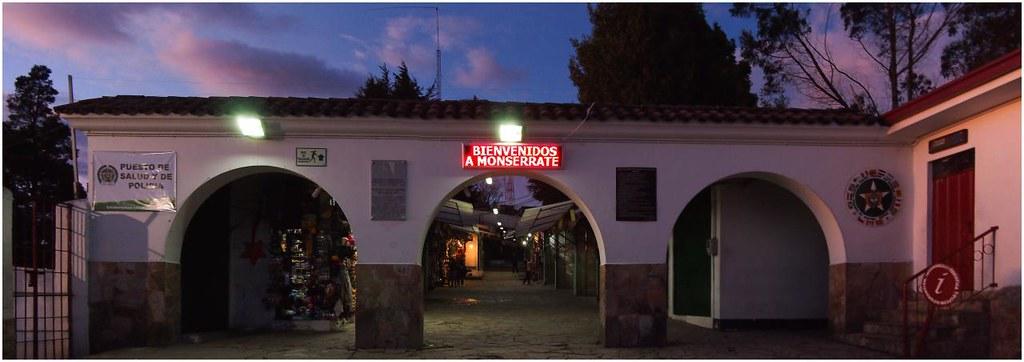 Bienvenidos a Monserrate