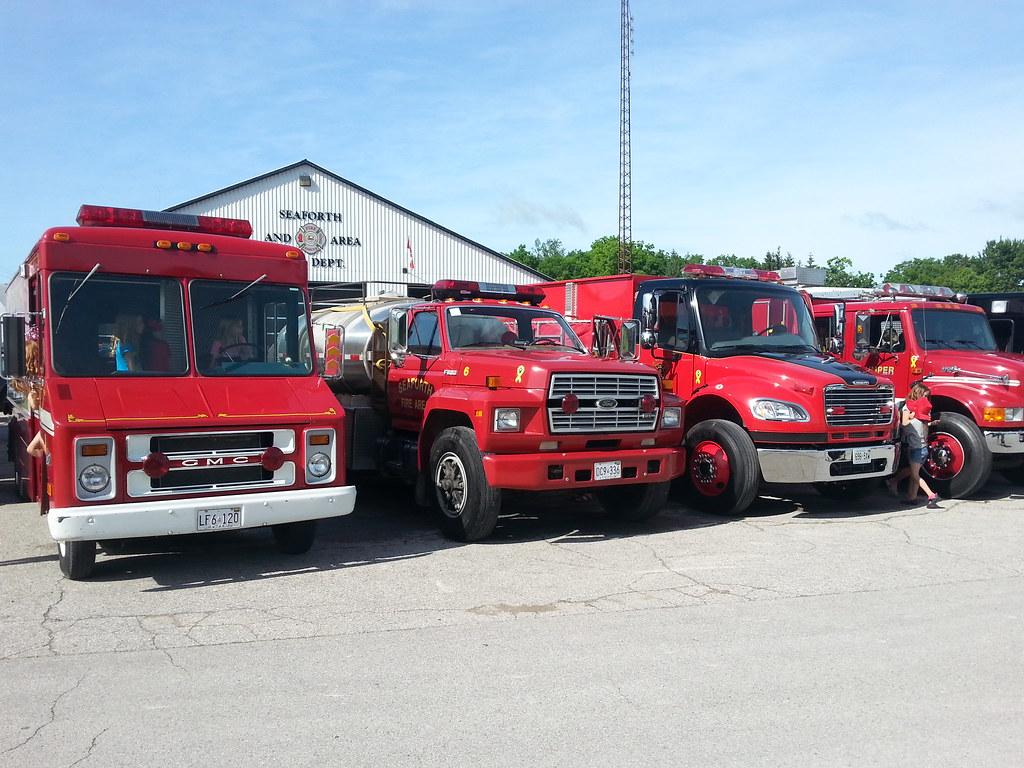 Seaforth Firefighters Breakfast
