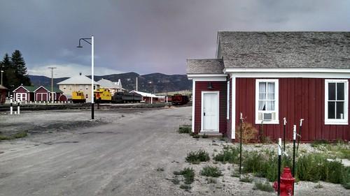 Nevada Northern Yard