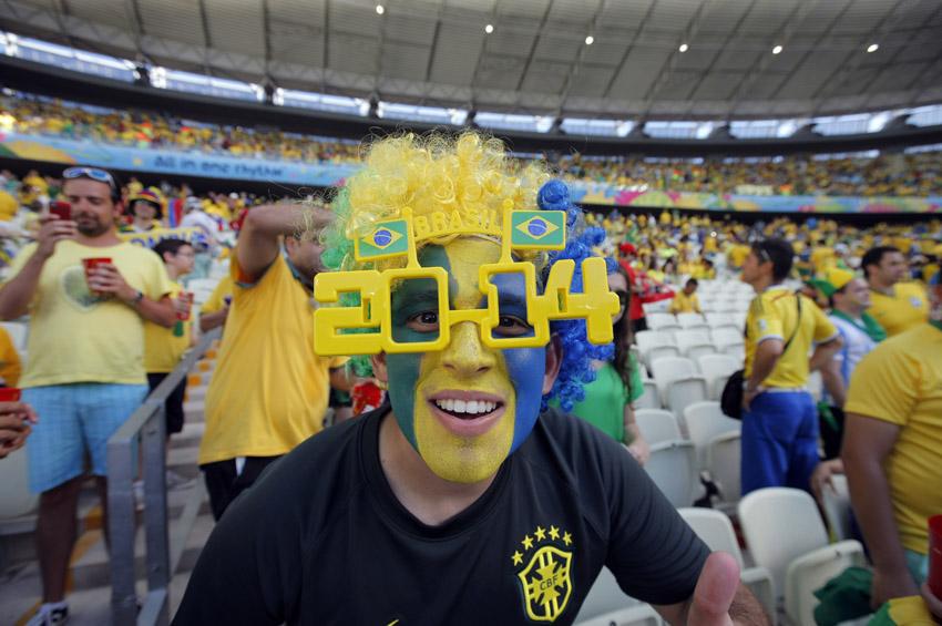 (42)BRASIL-FORTALEZA-MUNDIAL 2014-BRASIL VS COLOMBIA