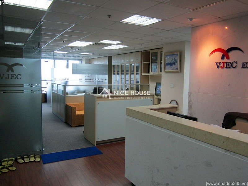 Thiết kế nội thất Văn Phòng công ty VJEC_12