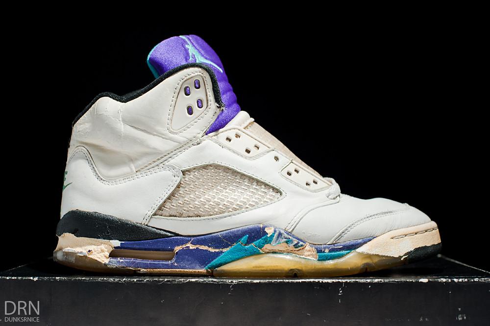 1990 Grape V's.
