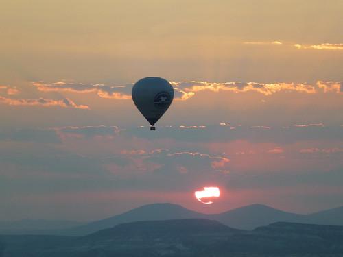 Turquie - jour 20 - Cappadoce, dans les airs et sous terre - 031 - Cappadoce en ballon