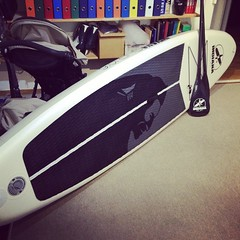 New tools for the office! #indiana #sup #air