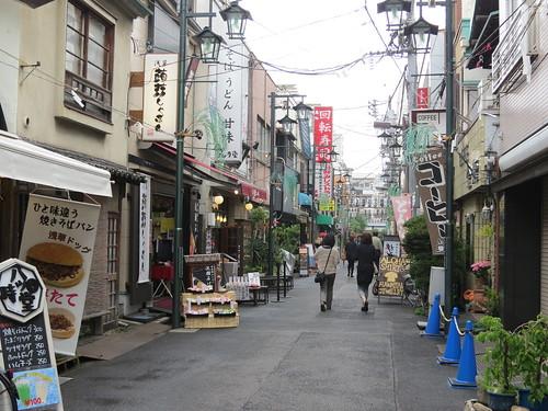 Asakusa back streets