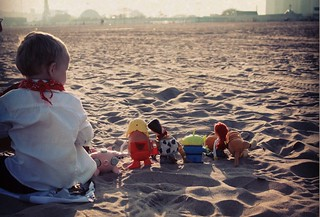 Toy Story shoot