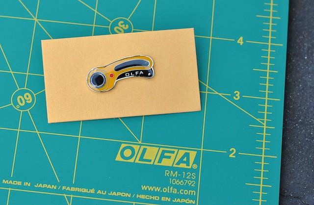 Olfa Rotary Cutter Pin