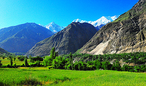 Beauty of Boney-Chitral