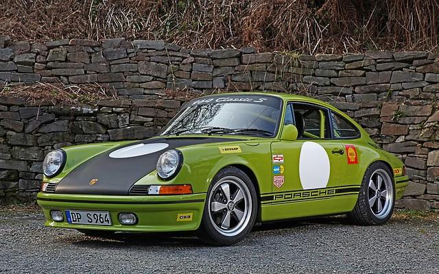 DP Porsche 964 Classic S
