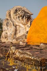 Ayutthaya - Wat Lokayasutharam