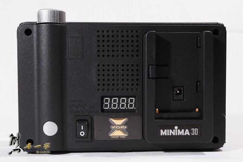 VISIO MINIMA 30 LED 補光燈攝影燈