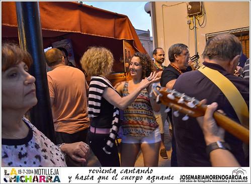 LA CHICHARRA - Motilleja 2014
