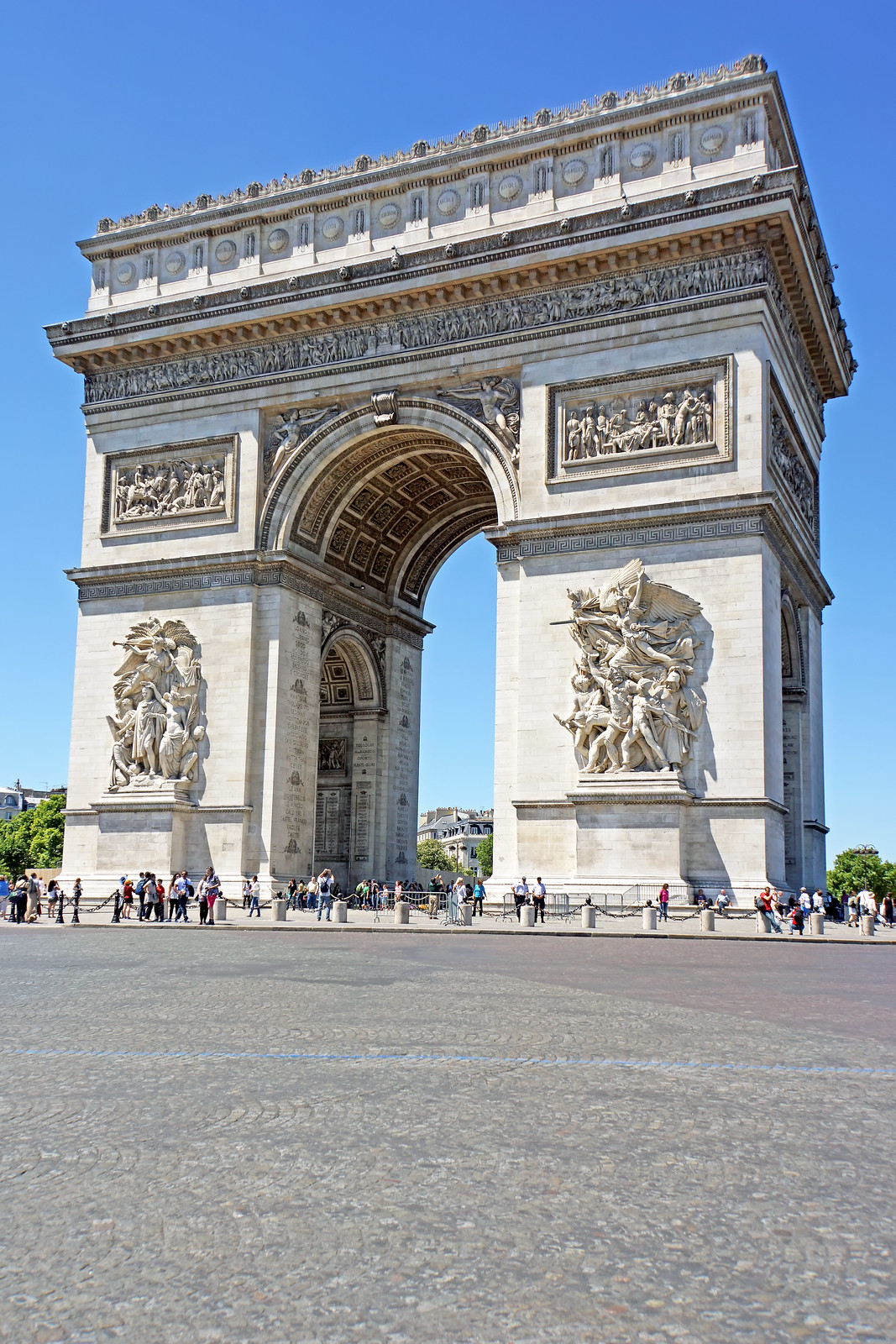 France-000139 - Arc de Triomphe