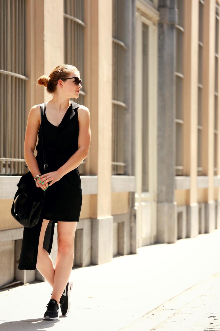 Eye Nike Air Bril En Cat Little Outfit Dress Thea's Met Max Black wxqCCfBvI