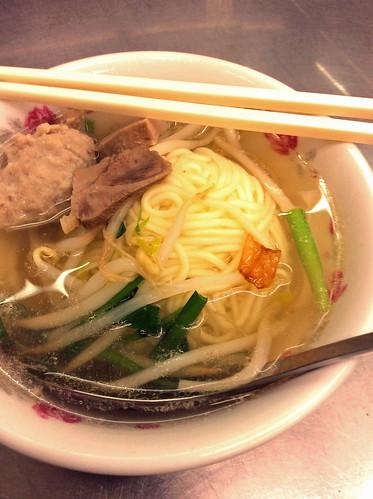 ガチョウ麺