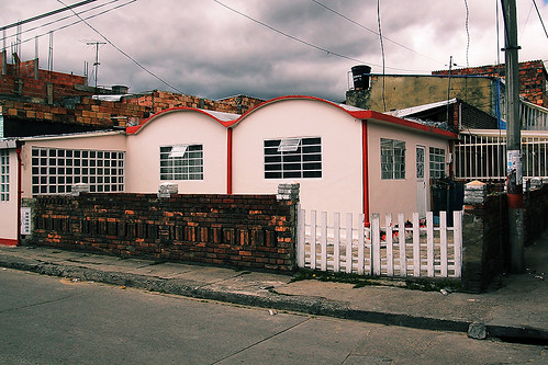 Incremental Housing in Bogota, Colombia