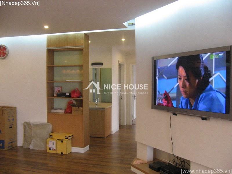 Thiết kế nội thất chung cư M5 - Hà Nội_22
