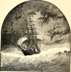 "Image from page 290 of ""Spunyarn and spindrift : a sailor boy's log of a voyage out and home in a china tea-clipper"" (1886)"