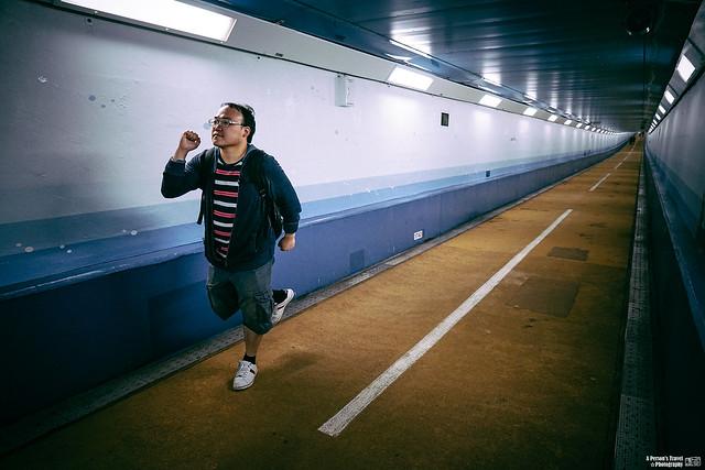 關門隧道步道