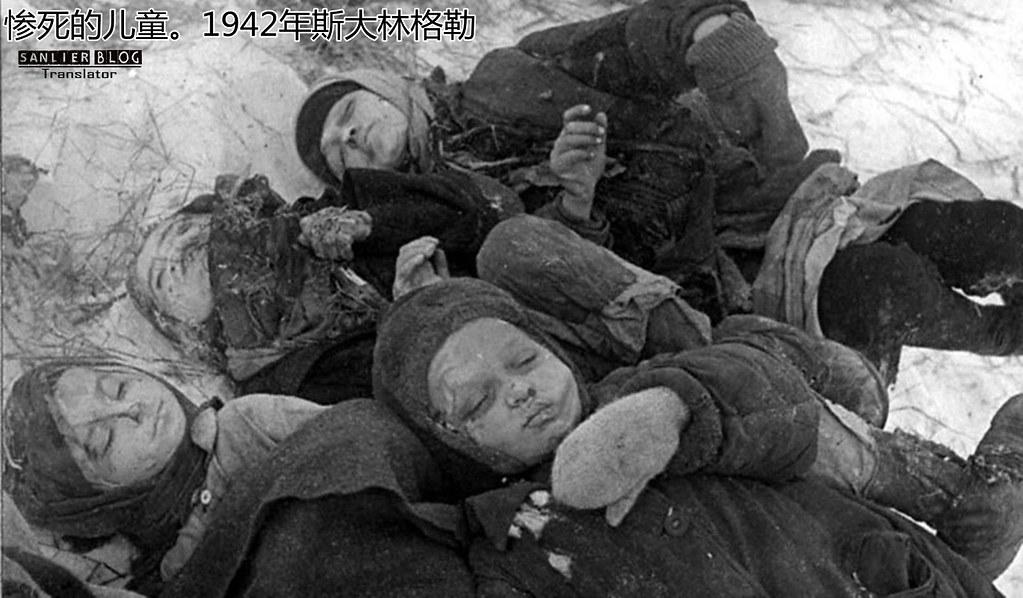 伟大卫国战争中的儿童51