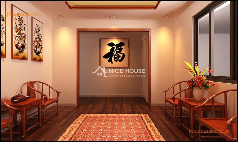 Thiết kế nhà phố tại Quảng Ninh - Mrs Thoa_28