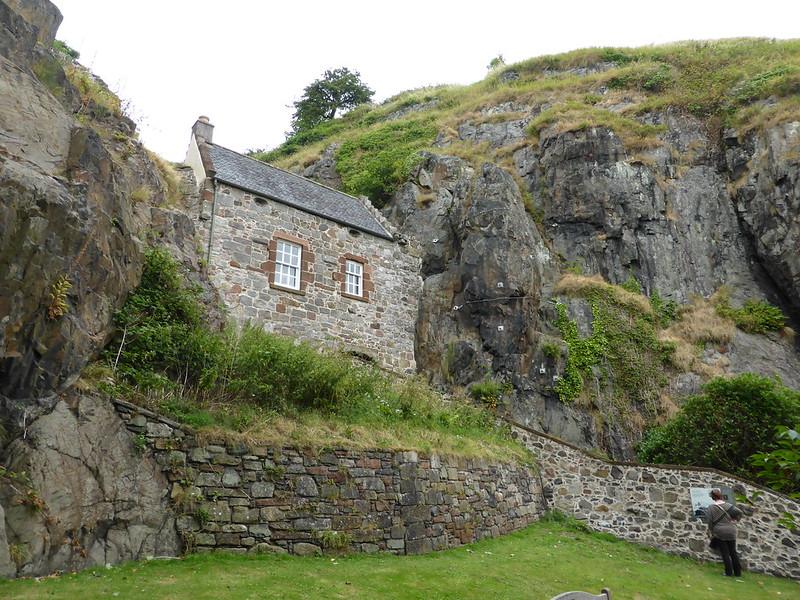Castillo de Dunbarton