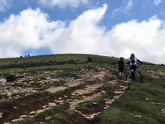 3 Ago'14-Sierra de Andía
