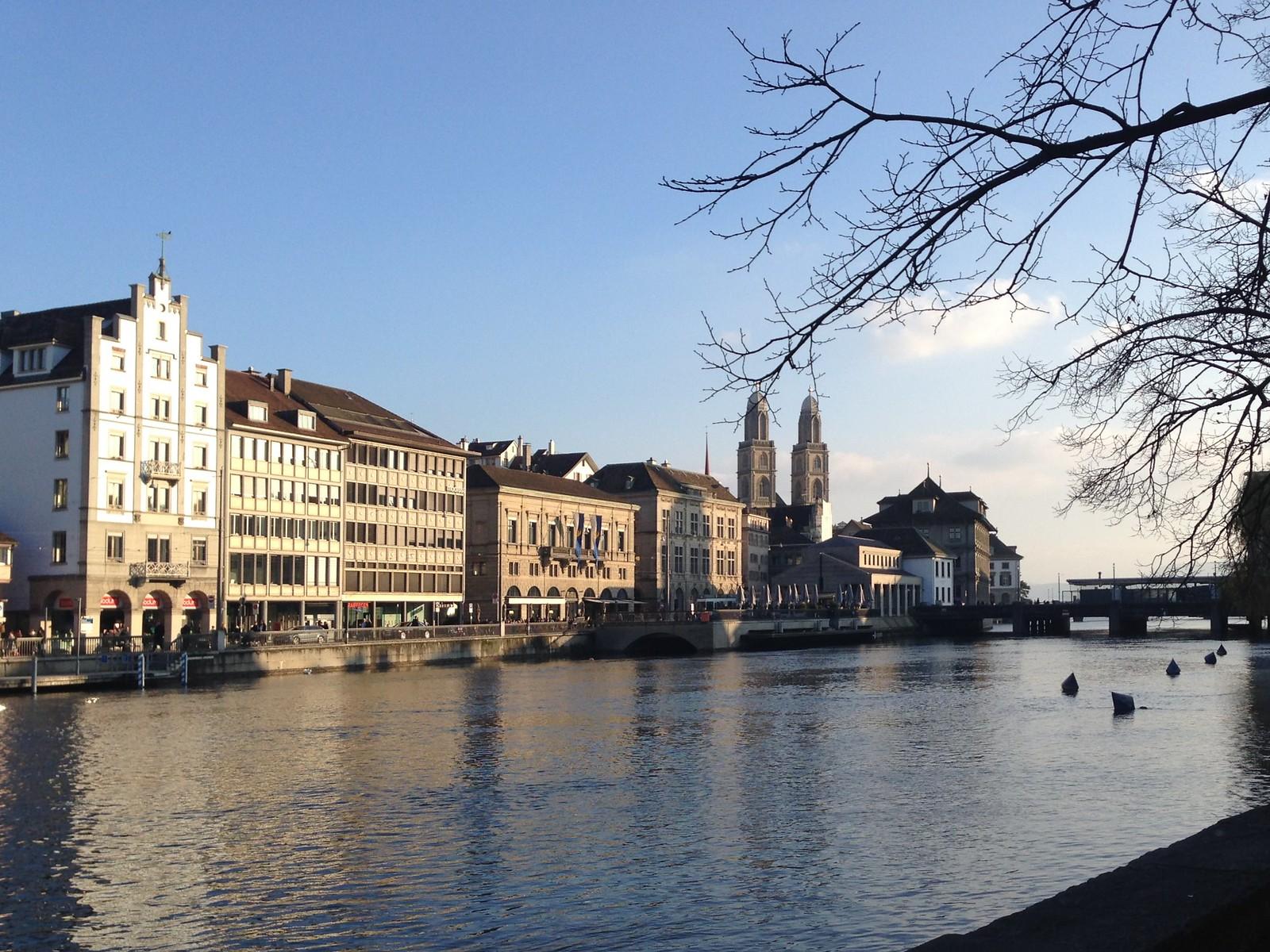 Qué ver en Zúrich en 2 días