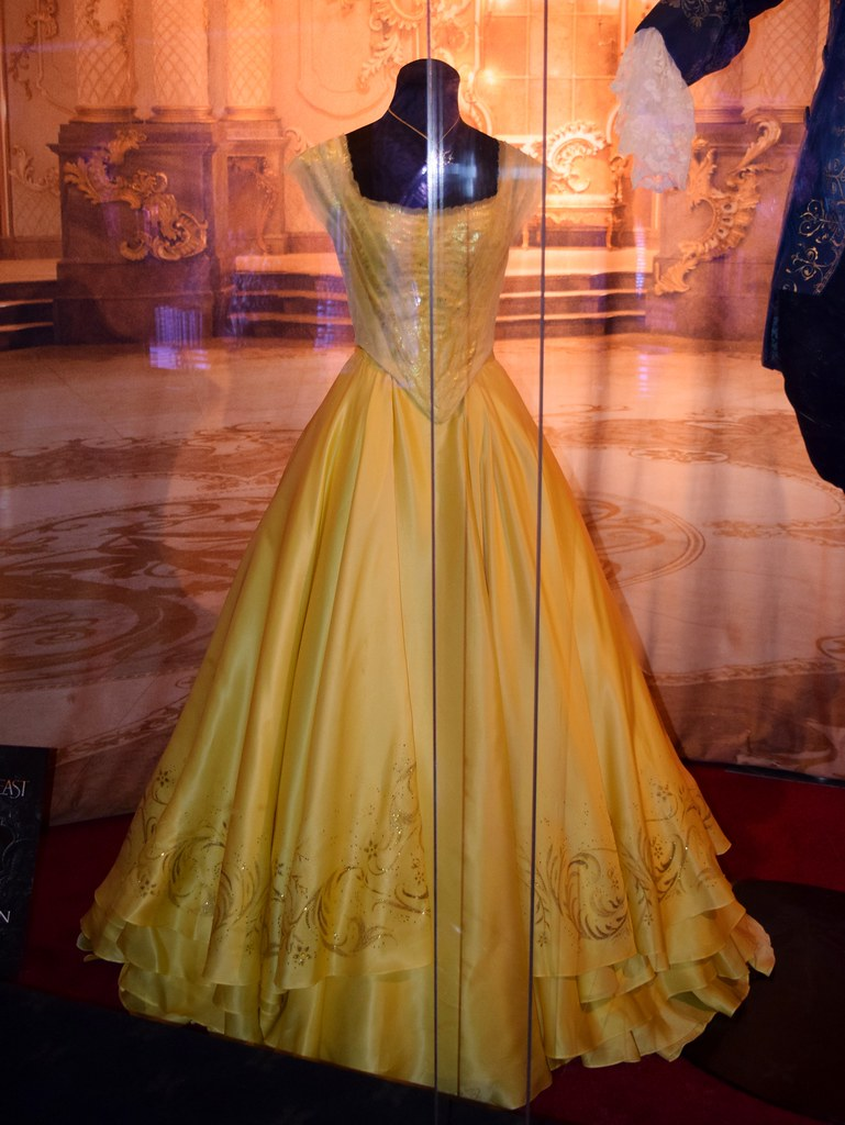Live Action Beauty And The Beast 2017 At The El Capitan Flickr