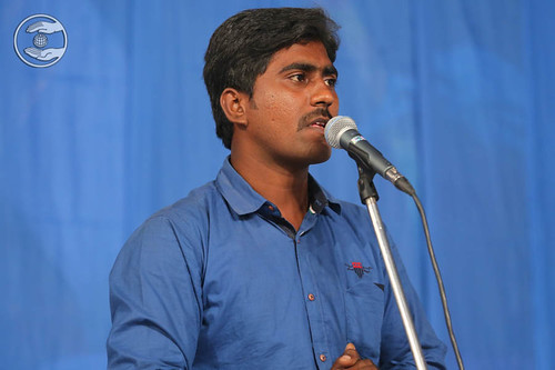 Devotional song by Nitesh from Dhanbad, Jharkhand