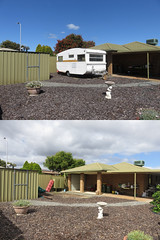 Quest Caravan - Before & After