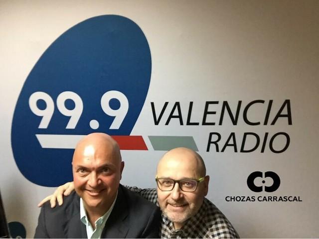 Chozas Carrascal La música de su vida Todo irá bien Paco Cremades Las 5 de Nacho Cotino