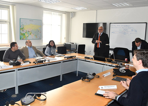 Seminar on Regional Security