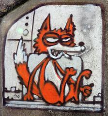 Mau Mau Fox