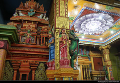 Sri Muthumariyamman Kovil Temple, Matale, Sri Lanka
