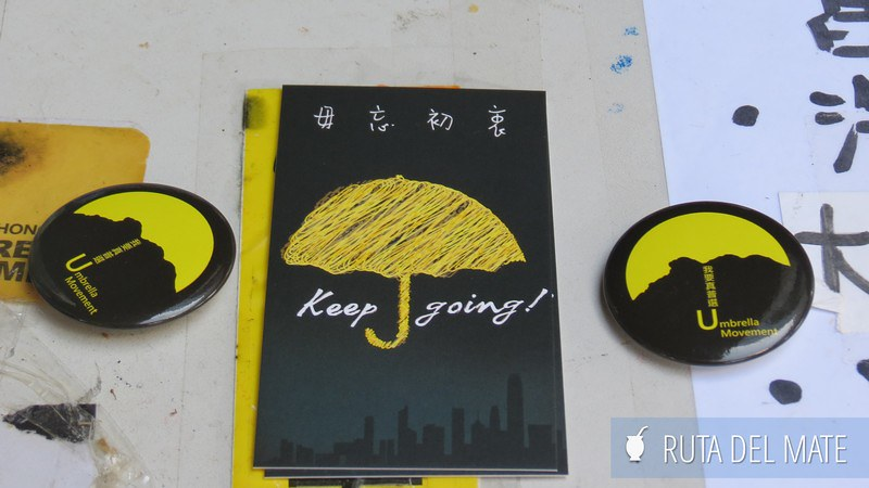 Umbrella Movement Hong Kong (12)