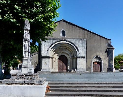 Marcillac - Saint-Vincent