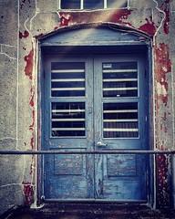 Old warehouse doors in downtown McKinney near the sqaur.   #snaptexas #instagramtexas #texasinstagram #Texas #igtexas #vanishingtexas  #texas_ig  #jj_lonestartx   #ipulledoverforthis  #trb_members1