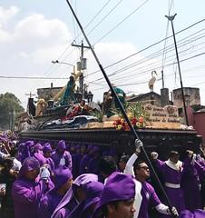 Procesión Católica #Guatemala #Paralelo17N