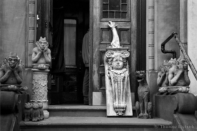 Gargoyles, Boston