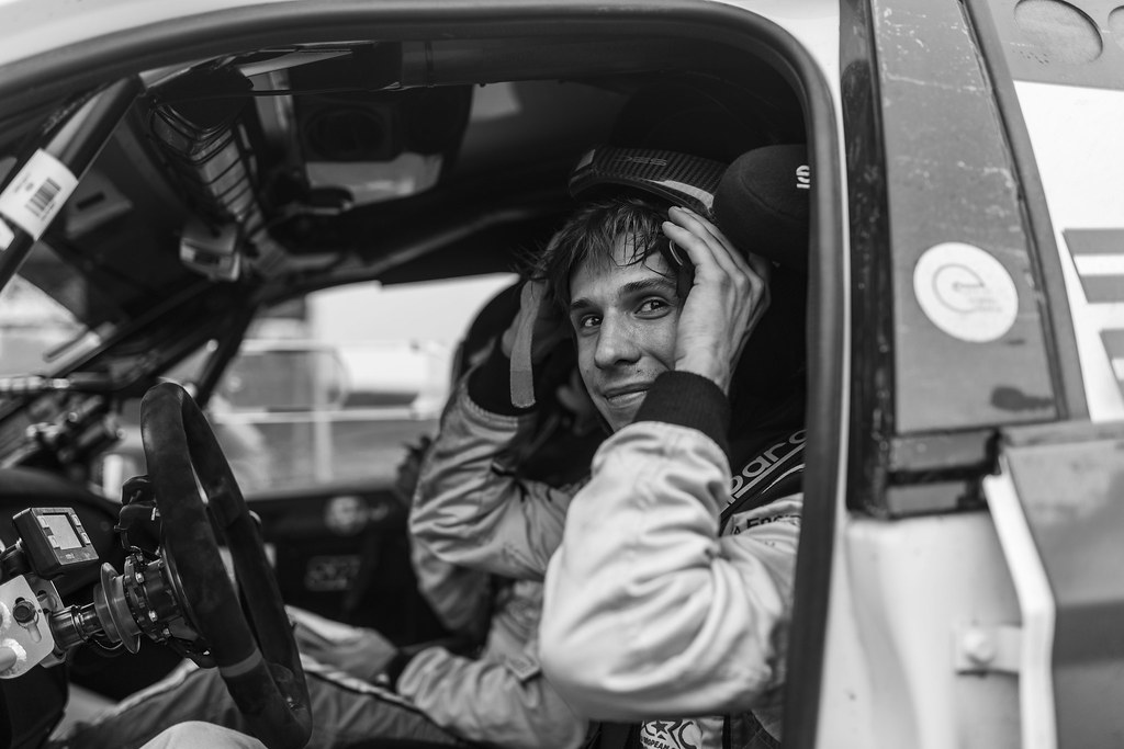 07 SIRMARCIS Ralfs SIMINS Arthurs Soda FABIA R5 Ambiance Portrait  during the 2017 European Rally Championship ERC Azores rally,  from March 30  to April 1, at Ponta Delgada Portugal - Photo Gregory Lenormand / DPPI