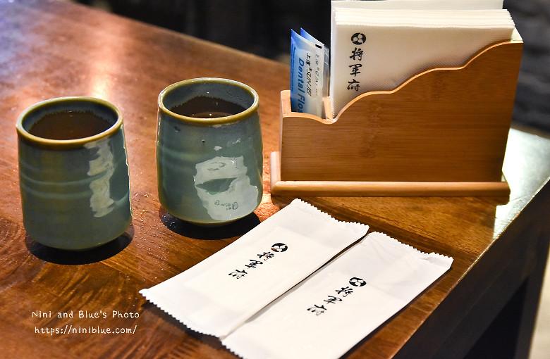 將軍府台中日式料理居酒屋啤酒餐廳23