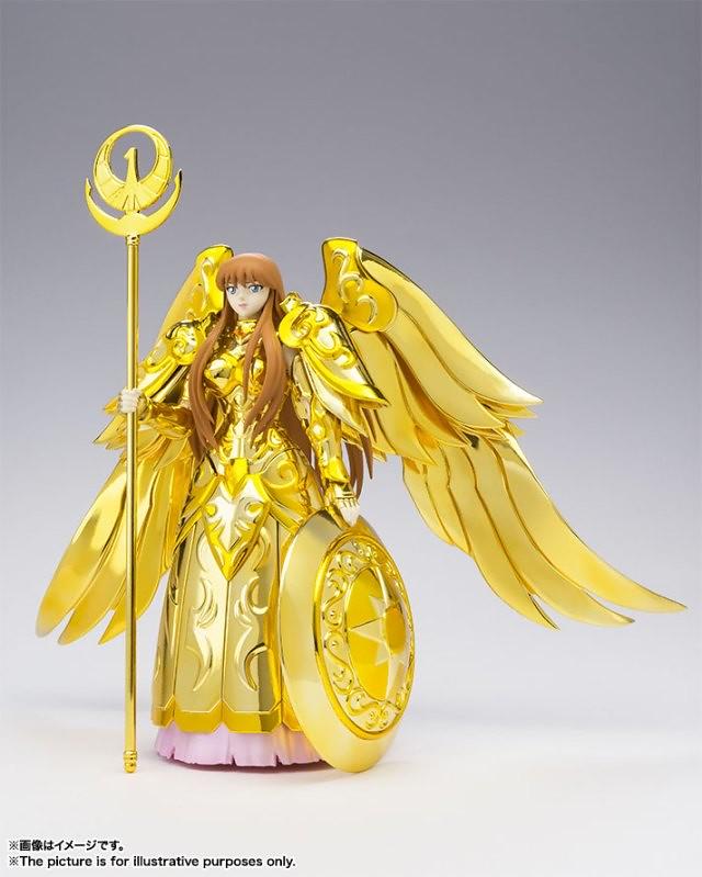 聖闘士聖衣神話  「女神雅典娜」~ORIGINAL COLOR EDITION~金光閃閃現身!女神アテナ