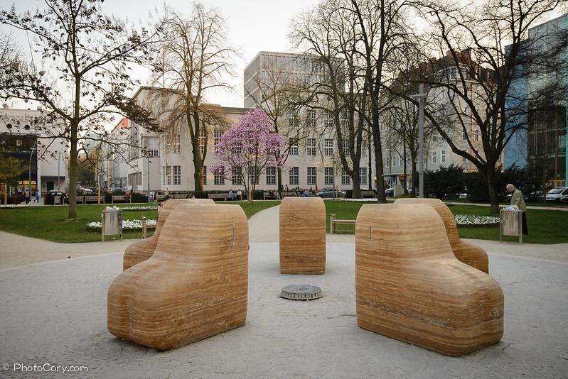 parc in Linz, Austria