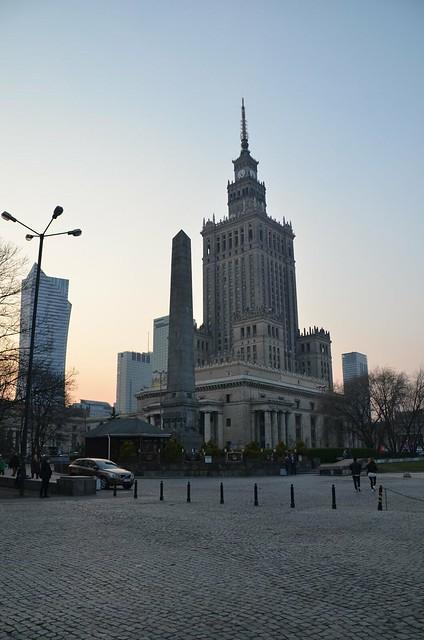 Warschau Impressionen