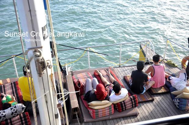 Sunset Cruise Langkawi 6