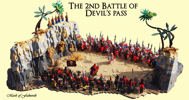 The 2nd Battle of Devil's pass.